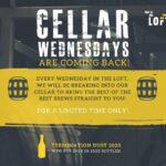 Cellar Wednesdays